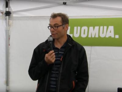 Paavo Pulkkinen – Kokemuksia luomuporkkanantuotannosta ja viljelijäyhteistyöstä