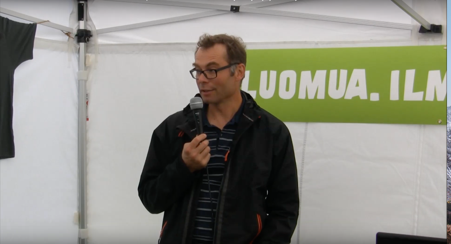 Paavo Pulkkinen - Kasvua Hämeessä